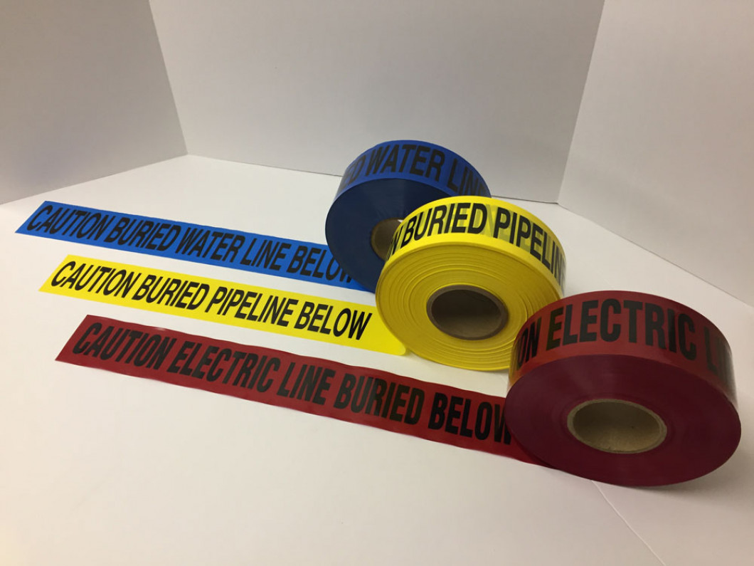 Non-Detectable Tape